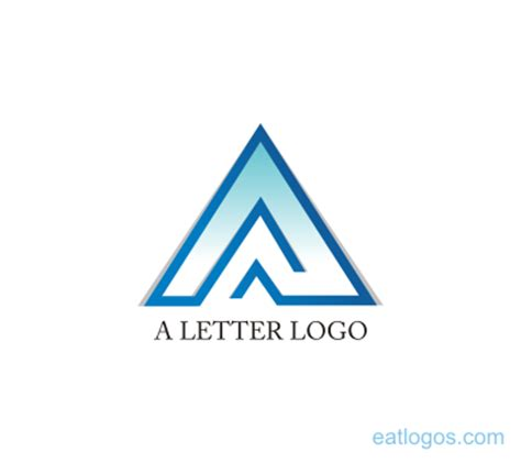 design a letter logo for free a letter logo design image download vector logos free