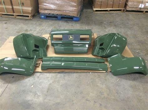 deere 6x4 trail olive gator plastic replacement kit