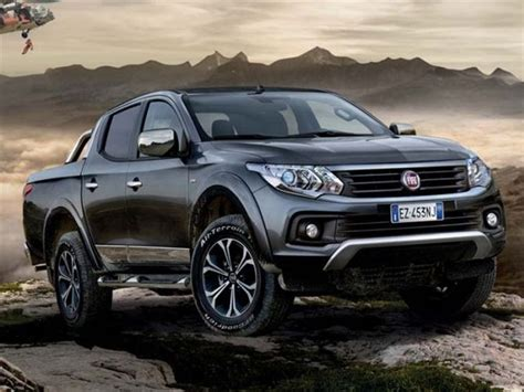 Special Cabs Pocket Type Crozz Fiat Fullback 2 4 180hp Cross Cab Up Auto