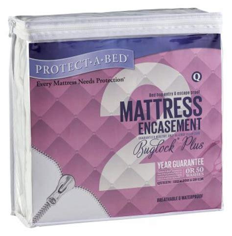 protect a bed buglock protect a bed buglock plus mattress encasement