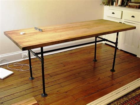 Narrow dining table ikea is also a kind of exclusive butcher block