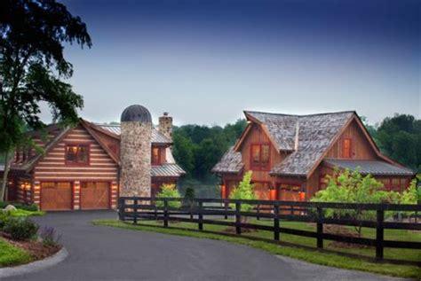 farm house designs for getaway retreats