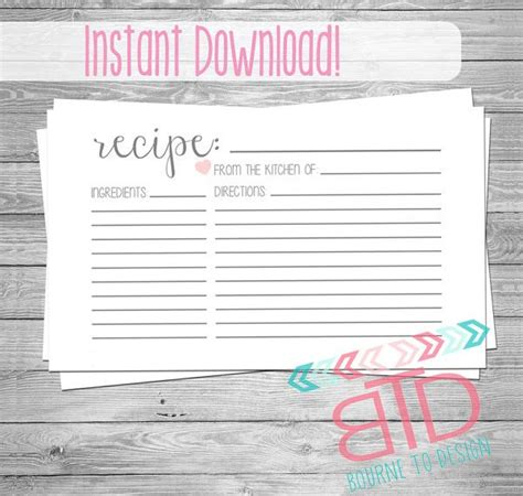 blank recipe card book 58 best recipe book images on pinterest printable recipe