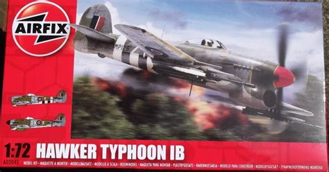 libro typhoon wings of 2nd falkeeins my modelling blog new tool airfix hawker typhoon ib 1 72nd scale