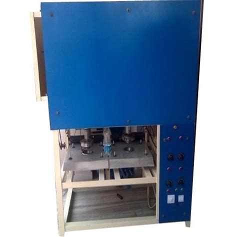Paper Plates Machine - manufacturer of fully automatic dona machines