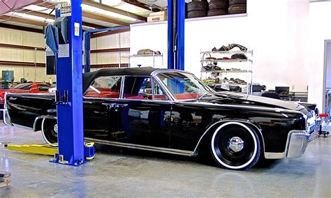 60s lincoln continental convertible custom at elite