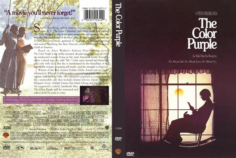 plot summary of the color purple book the color purple dvd scanned covers 1322color
