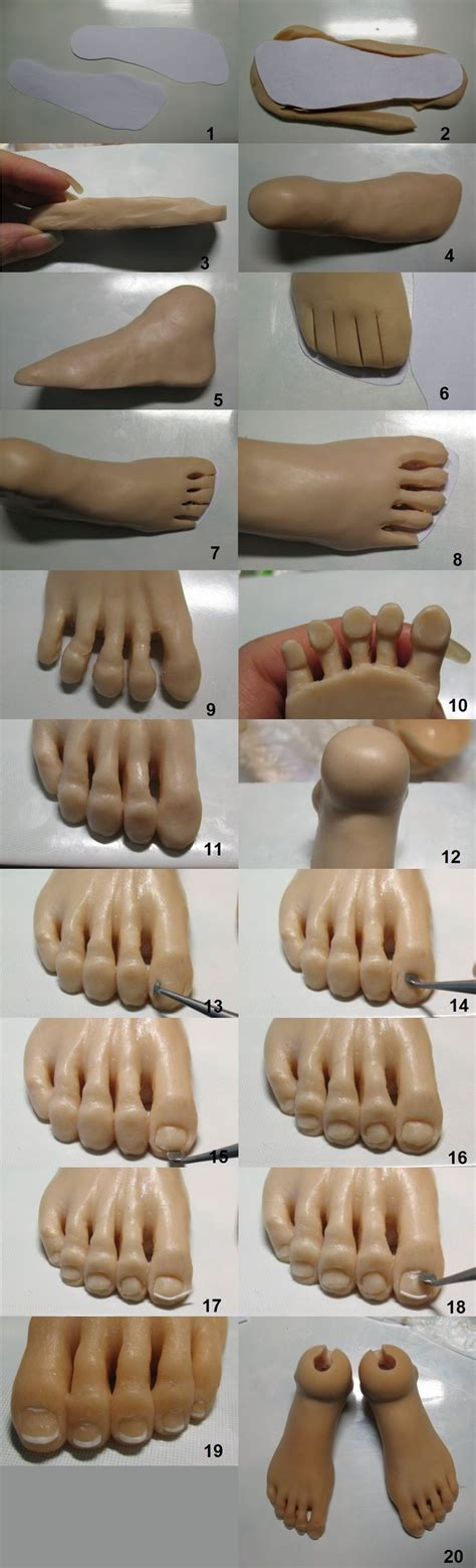 doll tutorials 549 best images about dolls clay techniques on