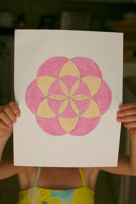 islamic pattern art lesson a year of art lessons classic play