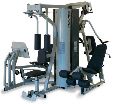 multi station gyms nautilus ns 4000 multi station