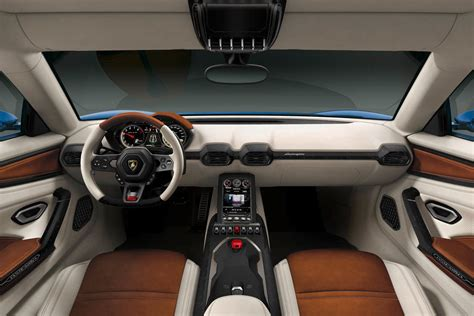 320 Km Hr To Mph by Lamborghini Asterion Is A New All Electric Car That