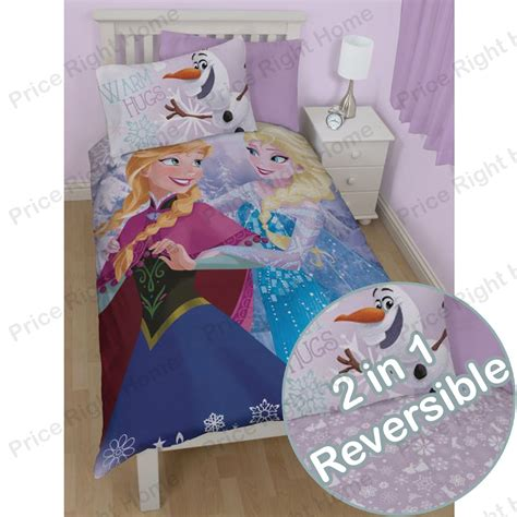 elsa bed disney frozen bedding curtains accessories elsa anna olaf brand new official ebay