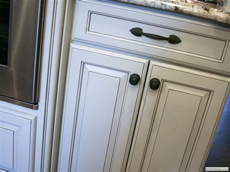 Paint Glaze White Kitchen Cabinets Projects Pinterest White Kitchen Cabinets With Glaze