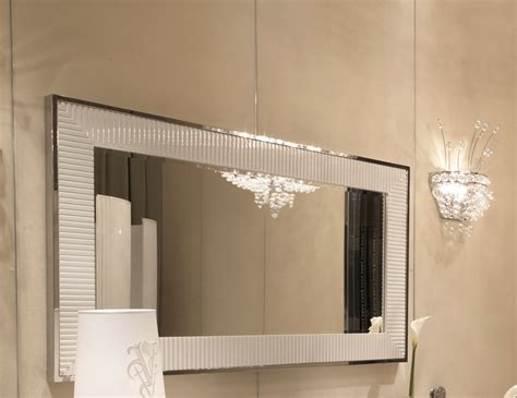 Italian Bathroom Mirrors Designer Italian Mirrors Luxury High End Nella Vetrina C3
