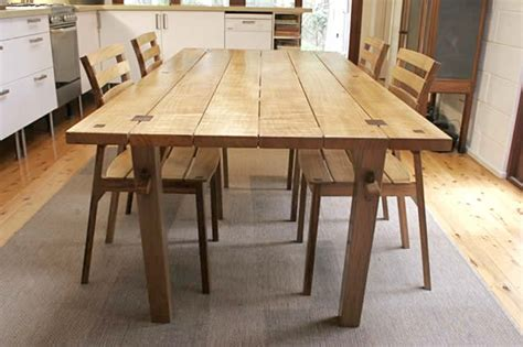 woodwork dining table woodworking  plans