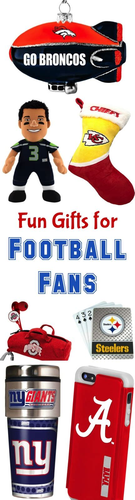 gifts for football fans 39 football stuffers the frugal