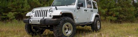 Jeep Tj Lift Kit Reviews Eibach All Terrain Lift Kit Jeep Wrangler Jk Suspension