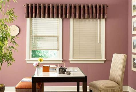 Office Window Treatments Home Office Window Treatment Ideas