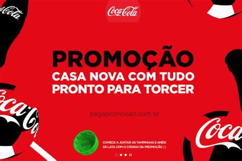 coca cola vai dar uma casa por semana em promocao da copa  mundo