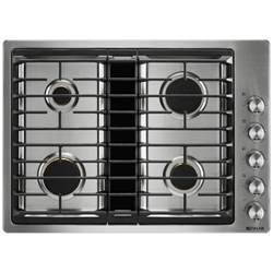 Asko Cooktop Jgd3430gs Jenn Air 30 Quot Downdraft Gas Cooktop Stainless