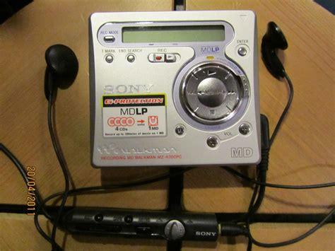 format audio minidisc sony mz r700pc image 215328 audiofanzine