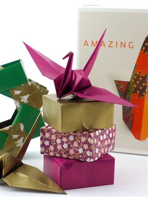 Amazing Paper Folding - omiyage blogs amazing origami kit review