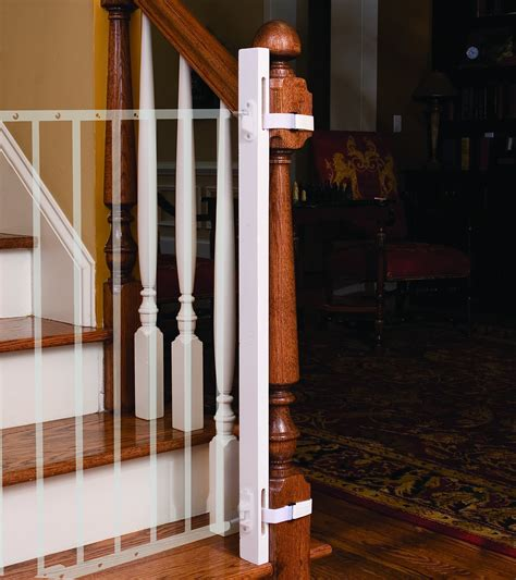 banister meaning stair baby gate regalo top of stair safety gate evenflo