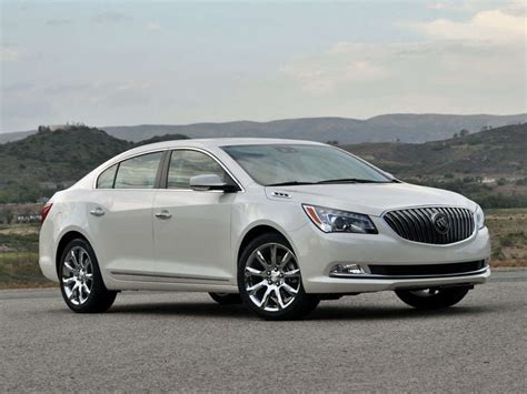 cost of 2014 buick lacrosse 2014 buick lacrosse review and spin autobytel