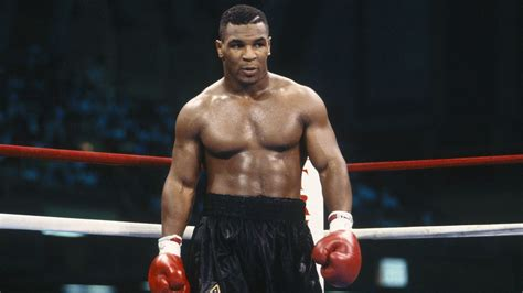 WATCH: 15 year old Mike Tyson viciously KOs opponent in