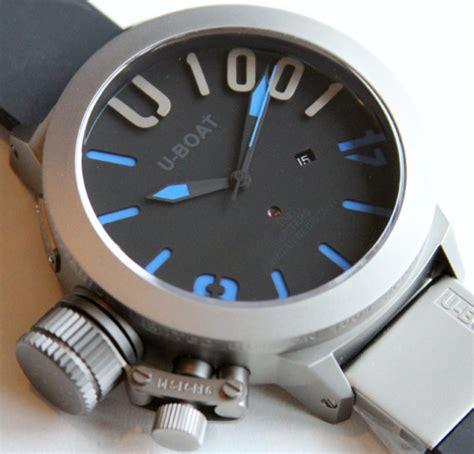 u boat u1001 u boat u 1001 limited edition watch review swiss watches