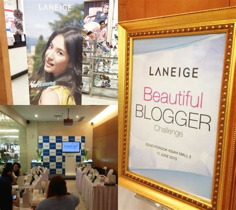 Laneige Di Indonesia challenge review product by laneige indonesia