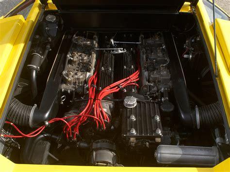 Lamborghini Countach Engine 1974 Lamborghini Countach Lp400 Uk Spec Classic Supercar