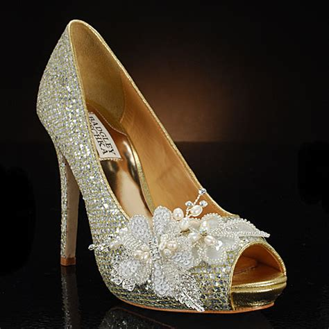 My Of Glass Slipper Part One by Real Brides In Humbie By Badgley Mischka It S All About