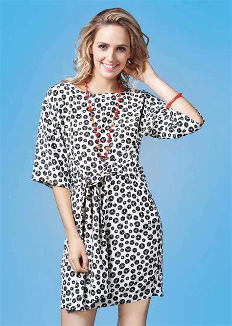 kimono dress pattern uk kimono tie dress free sewing patterns sew magazine