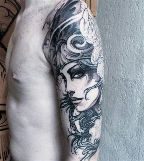 collection of 25 valkyrie tattoo