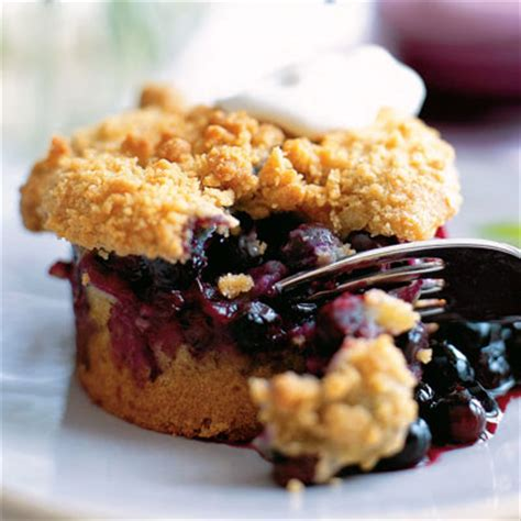 sweet blueberry recipes blueberry desserts