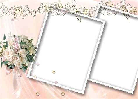 photoshop templates for photo frames 14 wedding frames psd for photoshop images wedding frame