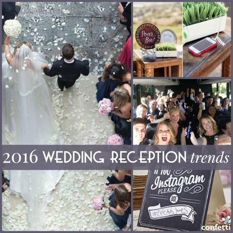 Wedding Photos 2016 by 2016 Wedding Reception Trends Confetti Co Uk