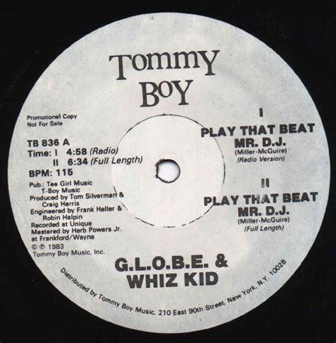 Cd Llw Loud Whiz g l o b e whiz kid play that beat mr dj at odimusic