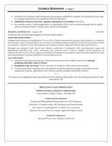 Skin Care Specialist Cover Letter by Free Sle Resume For Shipping And Receiving