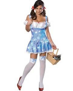 Wizard of oz dorothy sparkle womens costume sale
