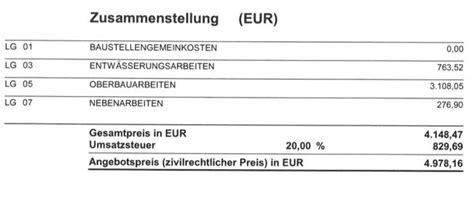 Asphaltieren M2 Preis by Kosten Asphaltierung Hauseinfahrt Bauforum Auf