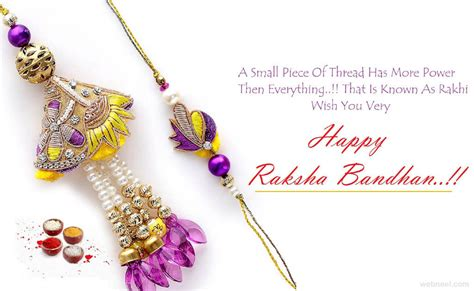 happy raksha bandhan wishes 19