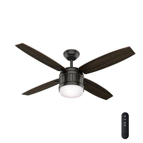 hunter allegheny ceiling fan ls hunter outdoor ceiling fan fans at menards menards