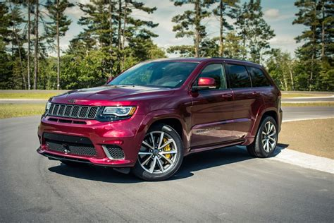 jeep brute 2018 2018 jeep grand trackhawk is a breathing