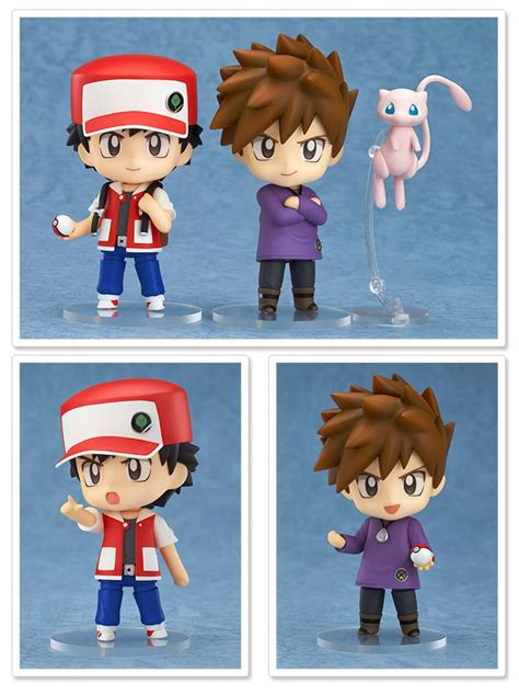 Nendoroid Trainer Green new trainer green nendoroid set and origins collection japan stuffs