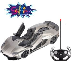 Mobil Rc Scale 115 Lamborghini Open The Door By Remote saffire lamborghini aventador j rechargeable rc car with opening doors rs 1071 snapdeal