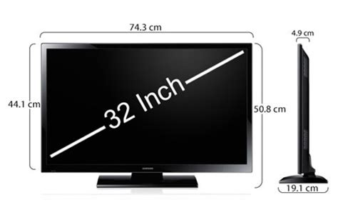 Lu Led Tv Samsung 32 Inch samsung 32 inch hd 3d led tv 32f6100 price review