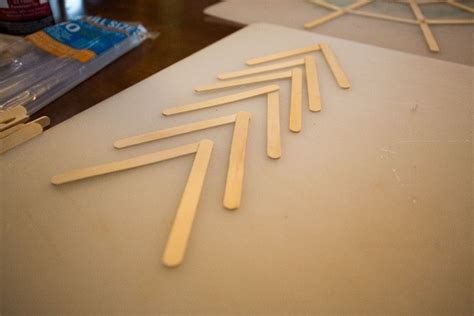 a popsicle stick snowflake thriftyfun
