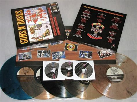Cd Sherina My 3 Albums Boxset guns n roses unbeatable alternate appetite for outtakes box set lp at discogs